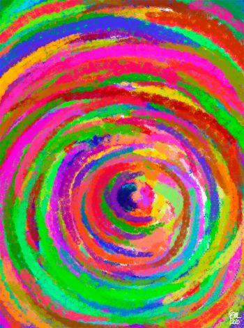 Tornado de colores